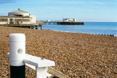 Pier, Lido and Post