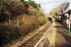 Platform One at Bere Ferrers