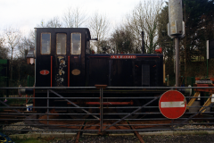 Railway Crossing Bere Ferrers