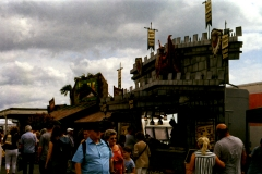 Butter Beer Stall
