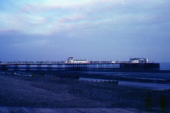 Worthing Pier Trichrome
