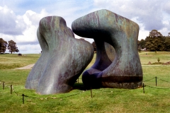 Henry Moore: Large Two Forms